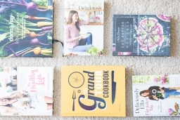 cookbooks – my daily inspiration
